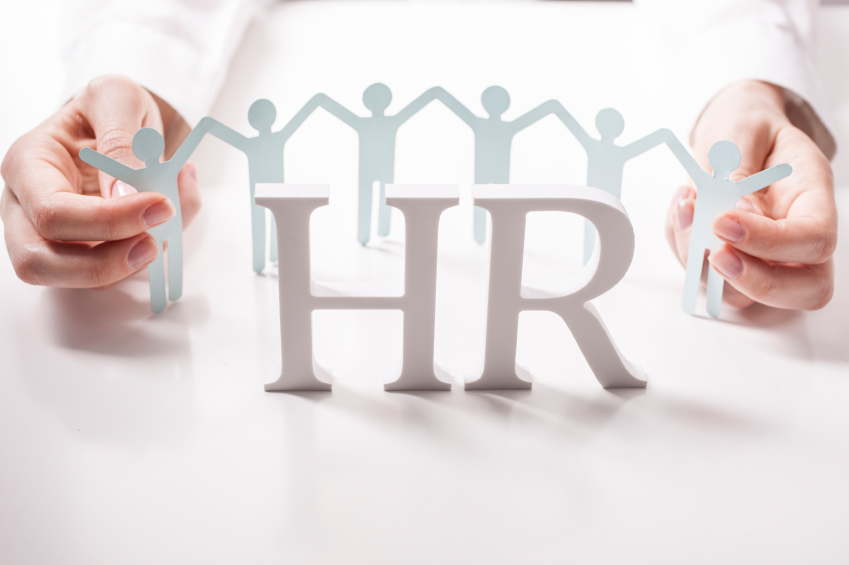 Small Agency HR Service Button